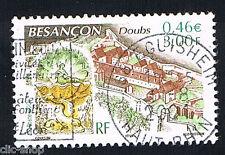 1 FRANCOBOLLO FRANCIA TURISTICA BESANCON 2001 usato