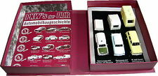 Buchset DDR-PKW Modelle Nr. 4 Trabant 601 Kombi Klappfix Qek Junior Wartburg 353