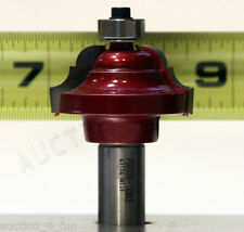 """Porter Cable 43174PC 7/32"""" Bead Radius Classical Router Bit NEW 1/2"""" Shank"""