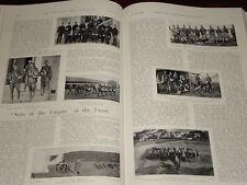 1899 ROYAL DUBLIN FUSILIERS GLENCOE GORDONS DEVONS ETC