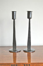 Iron Tabletop Candlestick Holders