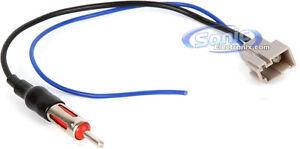 Scosche HAA2B Antenna Adapter for 2010-Up Honda Vehicles