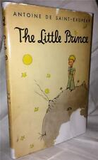 1954 THE LITTLE PRINCE ANTOINE DE SAINT EXUPERY HARDCOVER WITH ORIGINAL JACKET