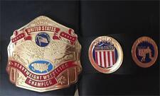 NWA United States Championship belt Sting Steve Austin Dusty Rhodes Roddy Piper