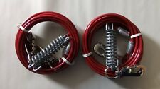 20' Large Dog Tie Outs With Heavy Duty Spring 40 off CHEAPEST by The Six Pack