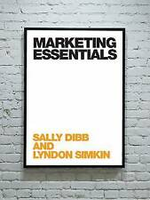 Marketing Essentials, Dibb, Sally & Simkin, Lyndon, Used; Good Book