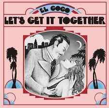 El Coco • Let's Get It Together Import CD Remastered