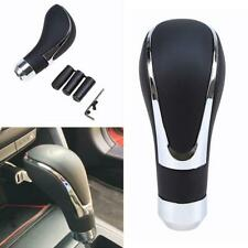 New Universal Genuine Leather Automatic Car Shift Knob Manual Gear Stick Shifter