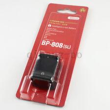 BP-808 BP 808 Battery For Canon HFS100 HFS10 HF11 HF10 HF100 FS200 FS21 FS22