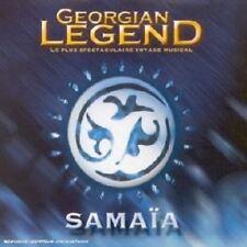 Georgian Legend [CD Single] Samaïa