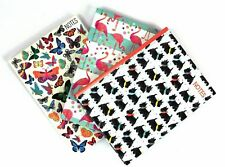 A4 Hardback Notepad Pad - Book 80gsm Lined Page Paper Notebook Animlas