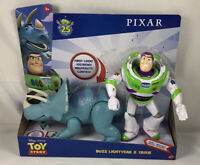 Toy Story 4 Disney And Pixar Adventure 2-Pack Buzz Lightyear And Trixie Figures