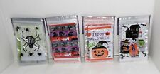 Halloween Treat Bags 40pc Zip Top Teacher Gifts  Trick or Treat, School Party