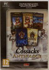 COSSACKS ANTHOLOGY (5 PC GAMES) PC DVD Free US Shipping