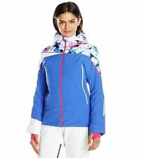 Spyder Women's Syncere Jacket, Ski Snowboarding Jacket Size 8, New With Tags