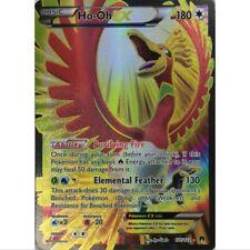 Ho- Oh EX 121/122 Full Art Ultra Rare Pokemon Englisch NM/Mint