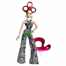 Pop Life Redhead Barbie Doll Face-Nostalgic Steffie Pivotal Body Gold label MINT