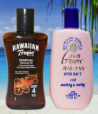 Hawaiian Tropic Professional TANNING Sun Tan Oil Intense SPF 4 200ml Spf4