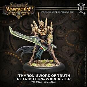 Retribution Thyron, Sword of Truth