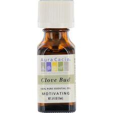 Essential Oils Aura Cacia Clove Bud-Essential Oil .5 oz