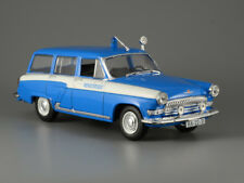 GAZ-22 Volga Rendőrség Hungarian Police 1962 Year 1/43 Scale Collectible Model