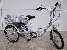 """Azione: xGerman Triciclo elettrico 20"""" 3 G, 250W/36V,fino a 65km"""