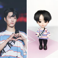 The Untamed 王一博 Wang Yibo Xiao Zhan 肖战 Star 12cm Doll Toy Gift+Tracking Number