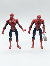 Spiderman Lot of 2 Marvel Action Figures