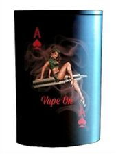 Mod Wrap from JWraps for Smok AL85 baby alien Pin Up Girl 3