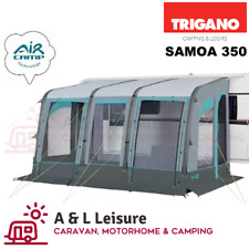 TRIGANO Samoa 350 Inflatable Caravan Porch Awning - Air Awning  -  SM76225