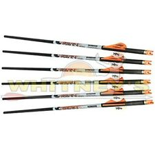New listing Ravin Crossbow bolts W/Orange Nocks .001 -6 Pack-R139