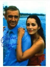JAMES BOND GIRL BARBARA CARRERA IN PERSON SIGNED PHOTO FROM NEVER SAY NEVER