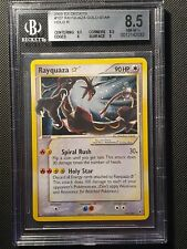 Pokemon Rayquaza Gold Star Ex Deoxys BGS 8.5 NM/MINT