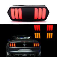 Msx125 Motorcycle Led Tail Light Running Stop Brake Rear Turn Signal Indicat FA