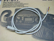 Yaesu FT 817 , FT-857, FT897 CAT/Linear/ACC  Cable 8 Pin Din  ~3 Feet Ham Radio