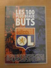 DVD - LES 100 PLUS BEAUX BUTS - OLYMPIQUE LYONNAIS - Réf D9
