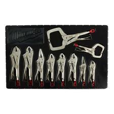 Torque Lock Locking Pliers Kit (10-Piece)