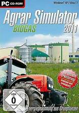 AGRAR SIMULATOR 2011 ADDON BIOGAS * Landwirtschaftssimulator BRANDNEU