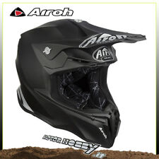 CASCO CROSS ENDURO MOTARD AIROH TWIST BLACK MATT 2019 TAGLIA L (59-60)