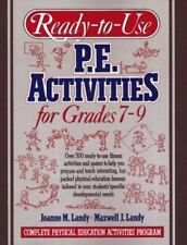 Ready-To-Use P.E. Activities for Grades 7-9 (Complete Physical-ExLibrary