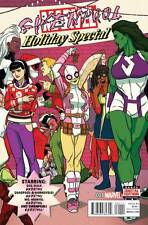 Gwenpool Special #1 All-New All-Different Marvel 9.4 NM 1st Ptg