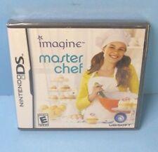 Imagine: Master Chef - Nintendo DS BRAND NEW FACTORY SEALED