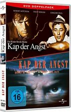 2DVDs EIN KÖDER FÜR DIE BESTIE + KAP DER ANGST Gregory Peck,Robert De Niro ++NEU