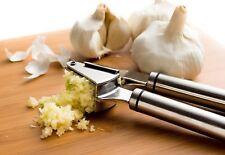 Chef's Star Premium Stainless Steel Garlic Press & Ginger Press Crusher