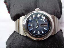 Seiko Hi-Beat Japan Women'S Automatic Wristwatch Rare Vtg Ss 29 mm Dynamic Dial