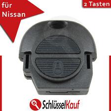 Nissan Auto Schlüssel Gehäuse Primera Almera Micra Terrano Patrol Ersatz Neu