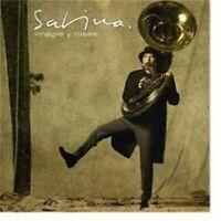 """JOAQUIN SABINA """"VINAGRE Y ROSAS"""" CD NEU"""