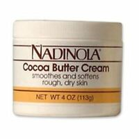 Nadinola Cocoa Butter Cream 4 oz (Pack of 4)