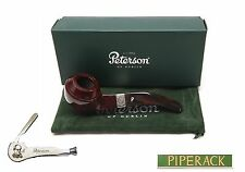 NEW Peterson Pipe Harp 80s Fishtail Sterling Silver Mounted