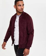 Dead Legacy Chestnut Suede Bomber SMALL *NEW WITH TAGS* RRP £79